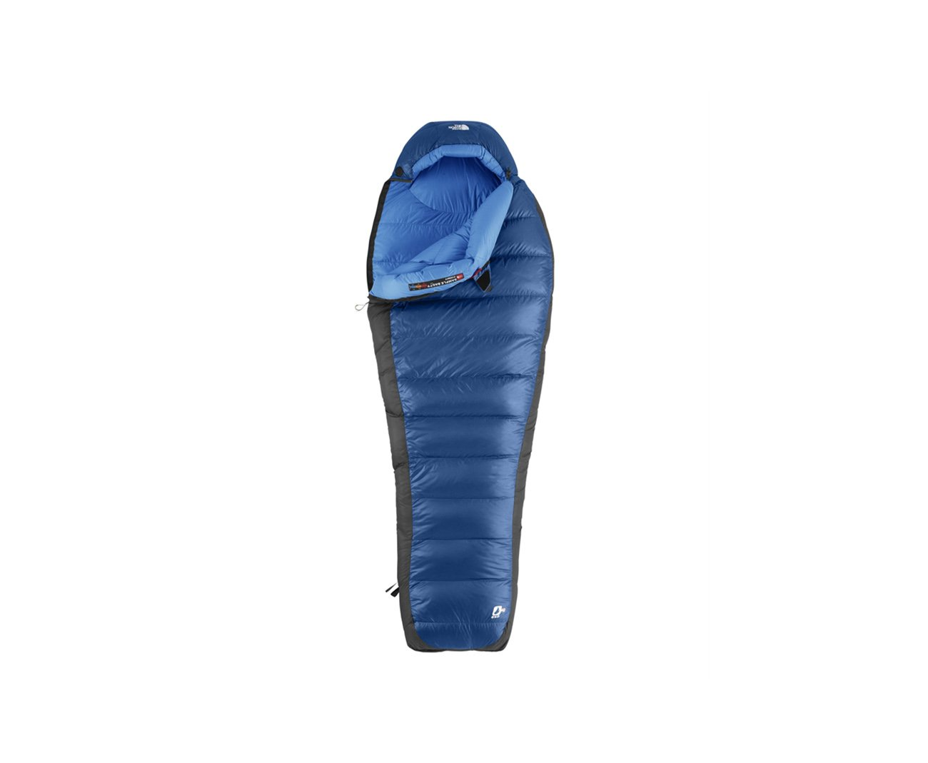 Saco De Dormir Blue Kazoo 15°f / -10°c Azul Ziper Lado Direito - The North Face