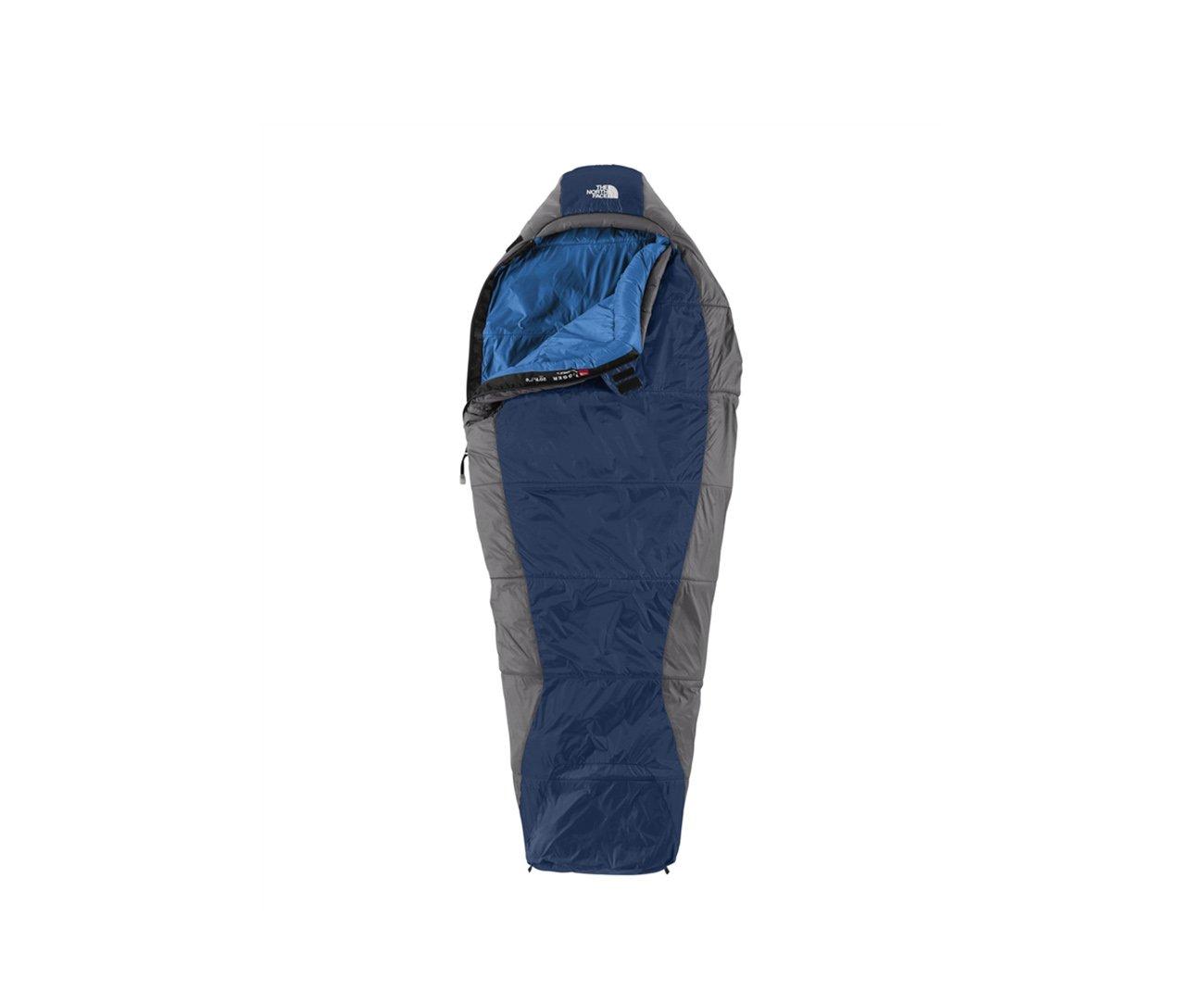 Saco De Dormir Super Cat 20°f / -7°c Azul/cinza Juvenil - The North Face