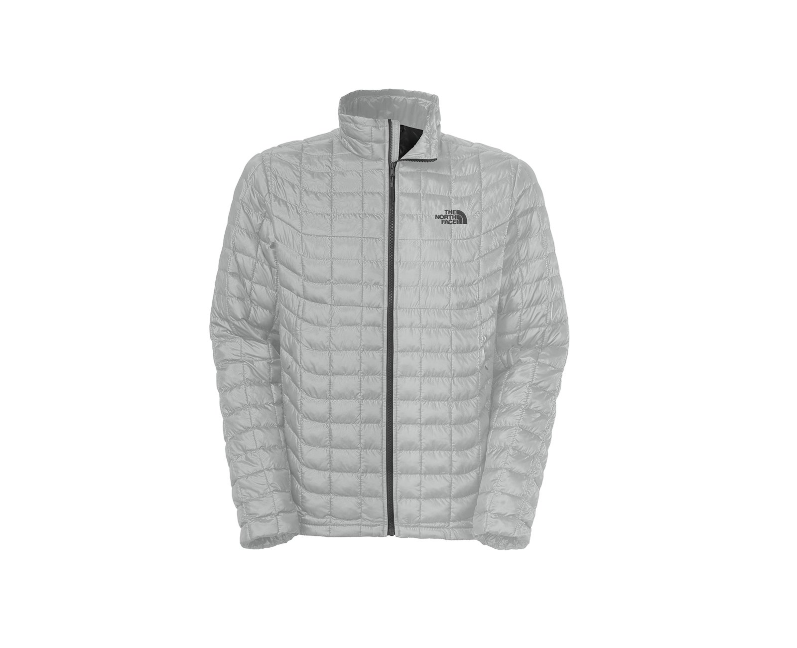 Jaqueta Thermoball Full Zip Masculina - Cinza  - The North Face