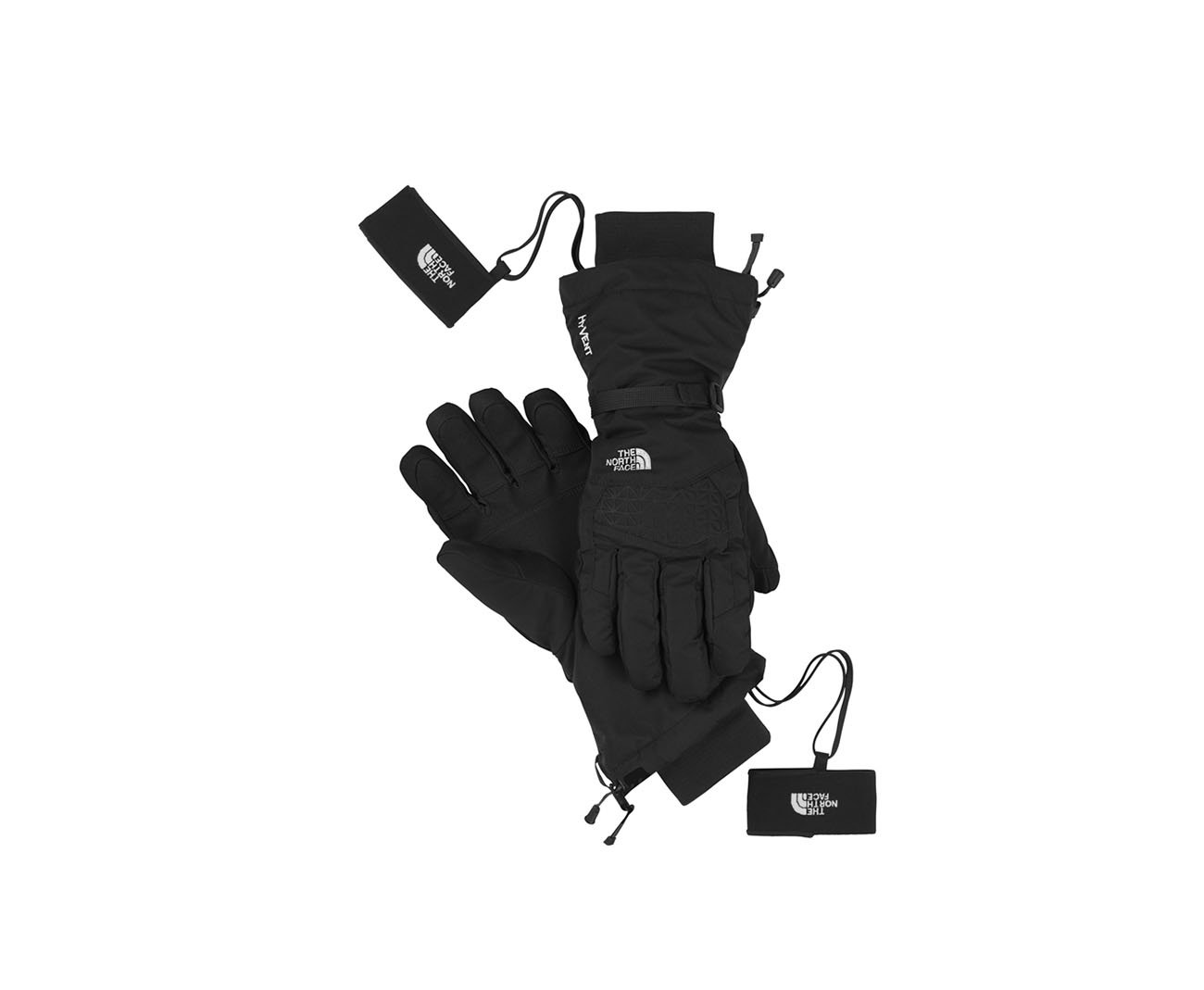 Luva Triclimate Masculino Adulto - Preta - The North Face
