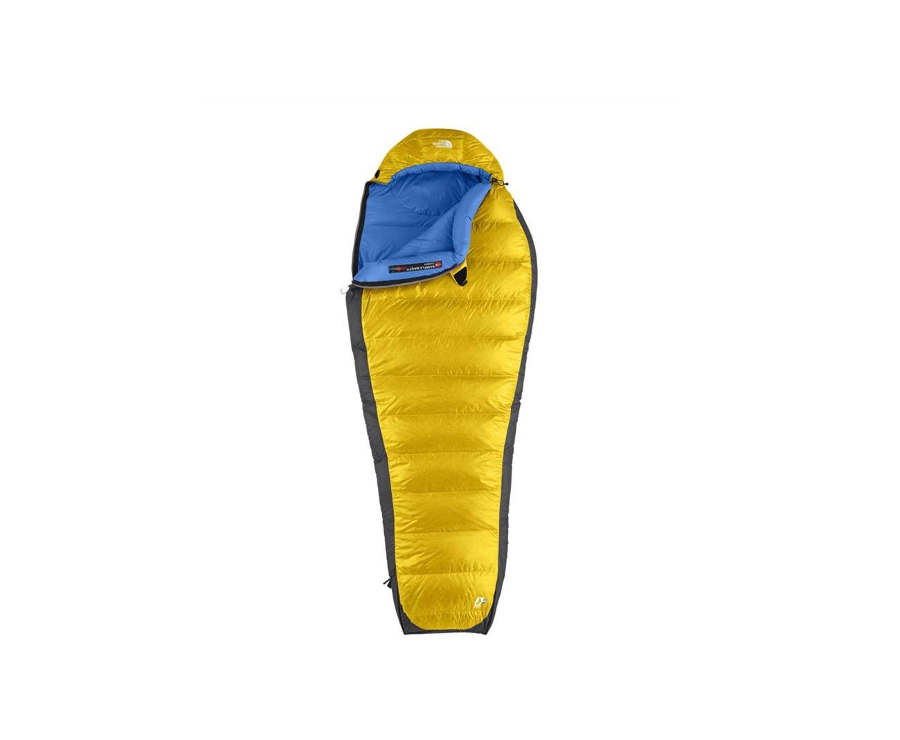 Saco De Dormir Gold Kazoo -1c Amarelo Right - The North Face