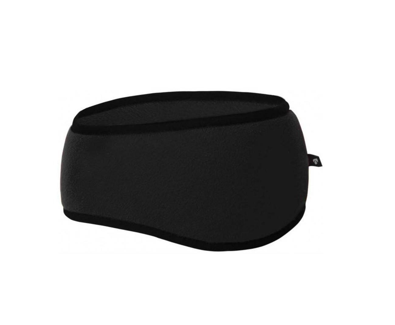 Headband Microfleece Preto - Solo