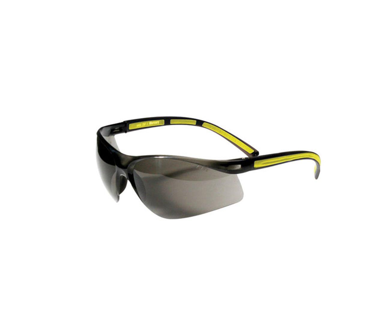 óculos De Proteção Mercury Lente Cinza - Vicsa Safety