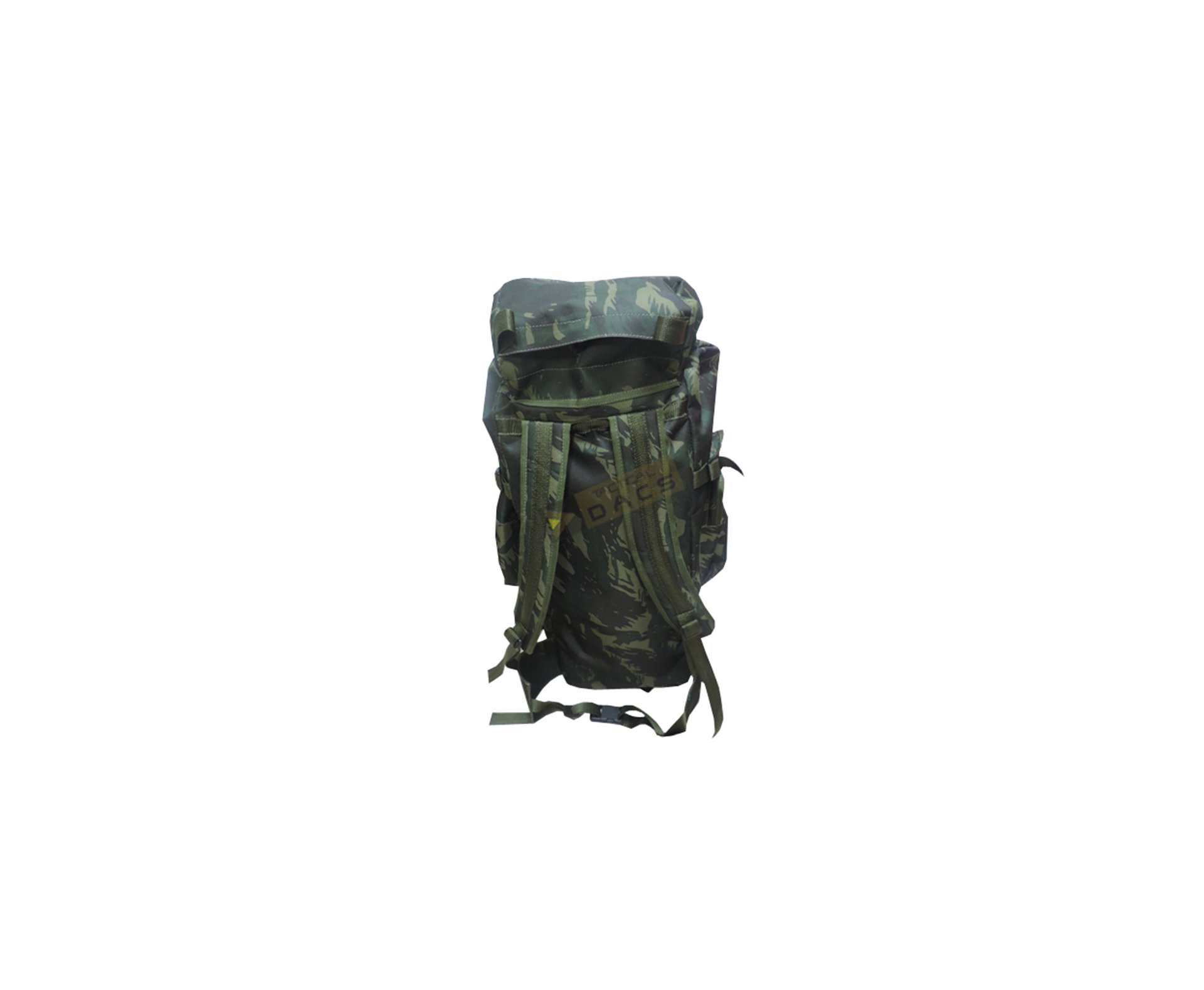 Mochilão Em Nylon Camuflado - Dacs