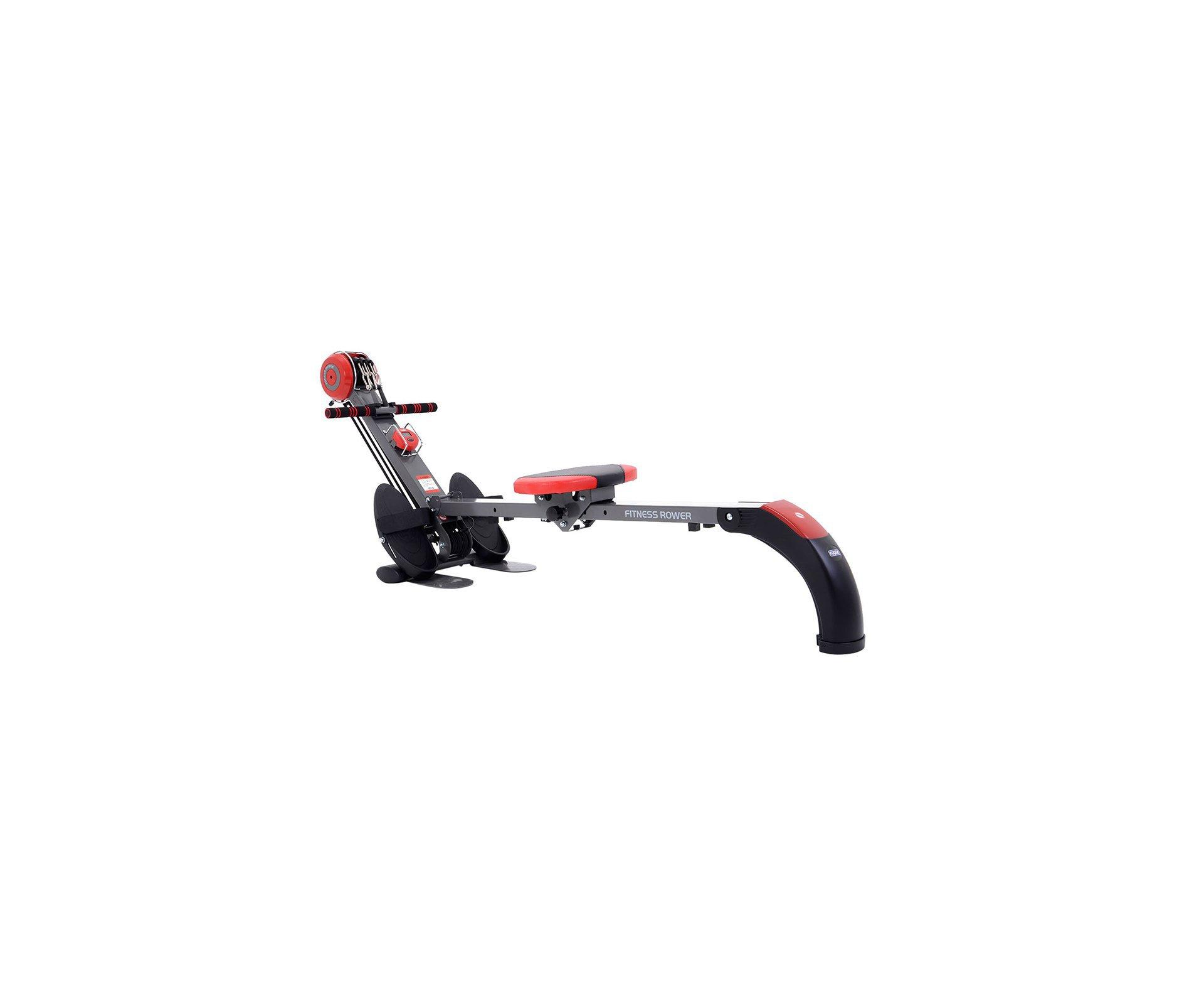 Aparelho Remador Fitness Life Zone Rower/fix-fit-15 - Fixxar