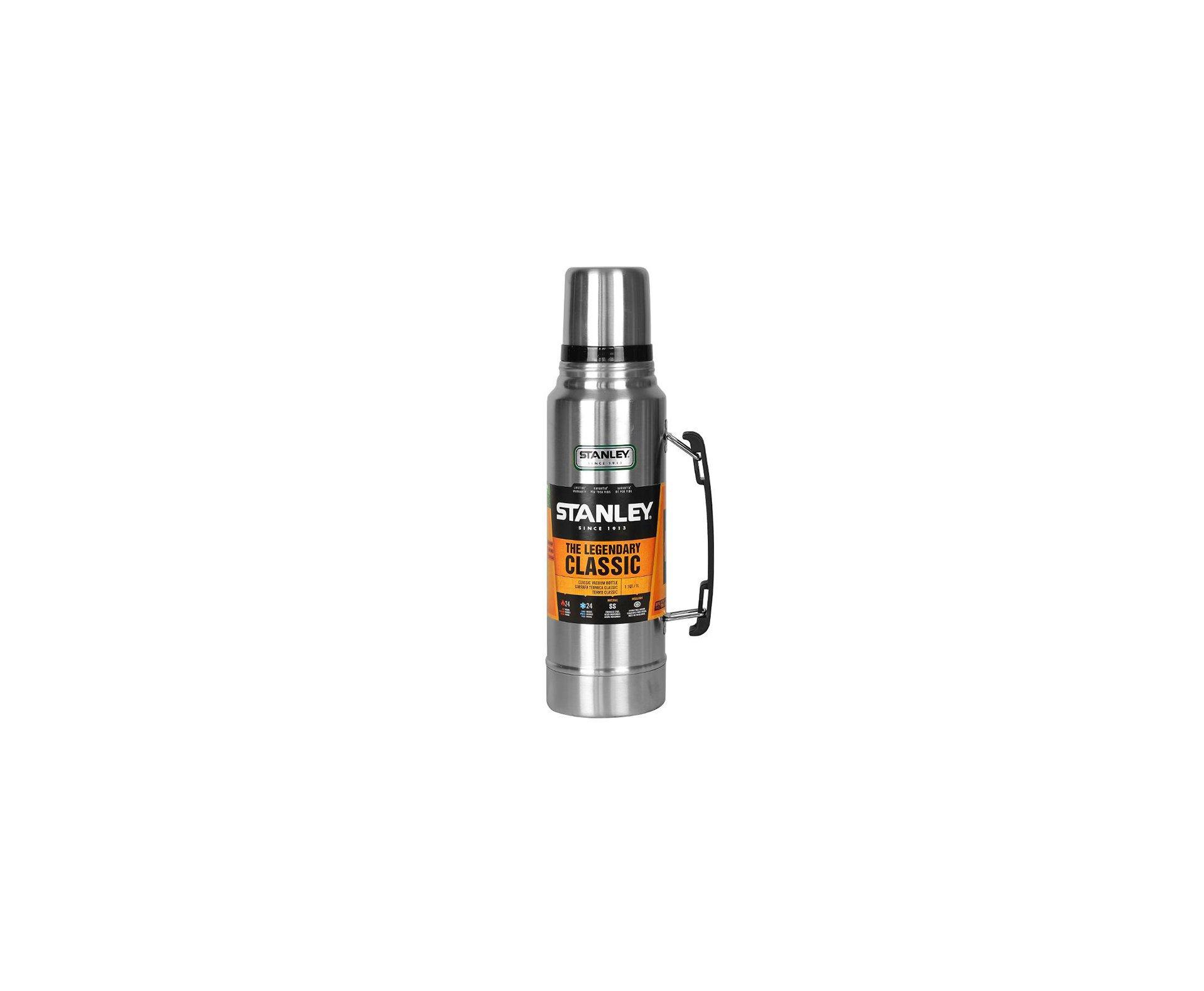 Garrafa Termica Stanley Steel Inox 1 Litro