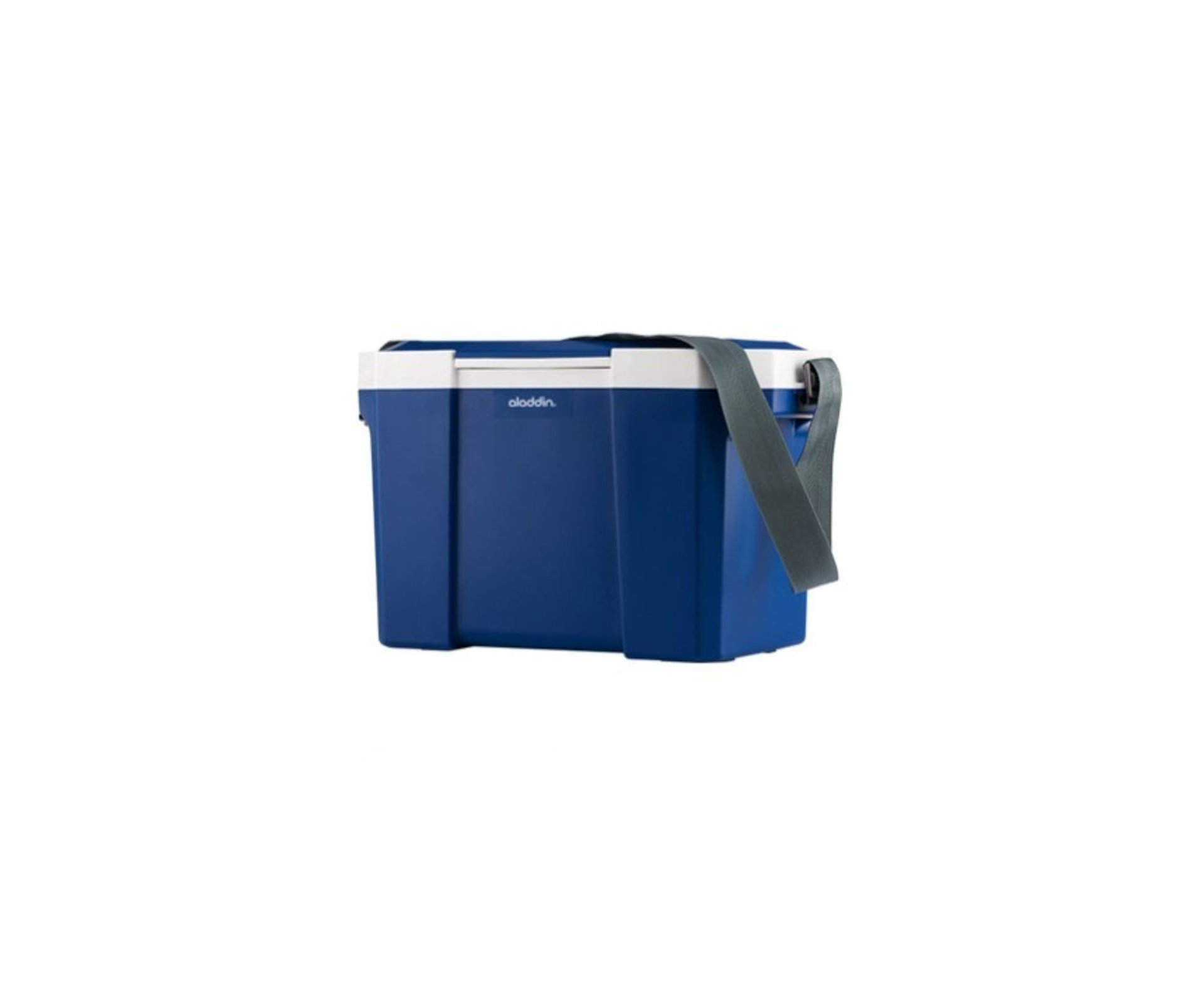 Caixa Termica 24 L Azul Com Alça - Aladdin