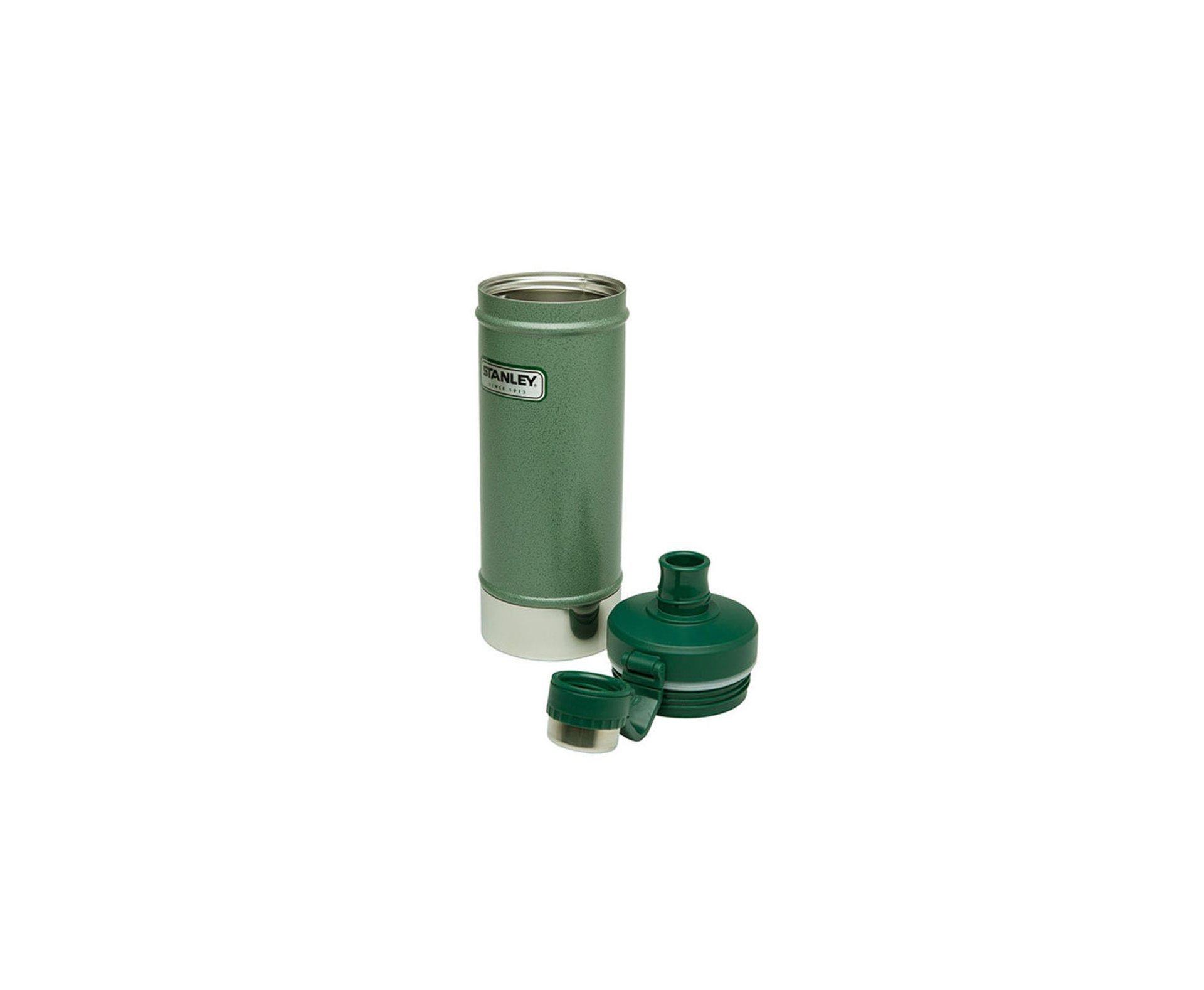Garrafa Termica Classic Hammertone Green 0.621l  - Stanley