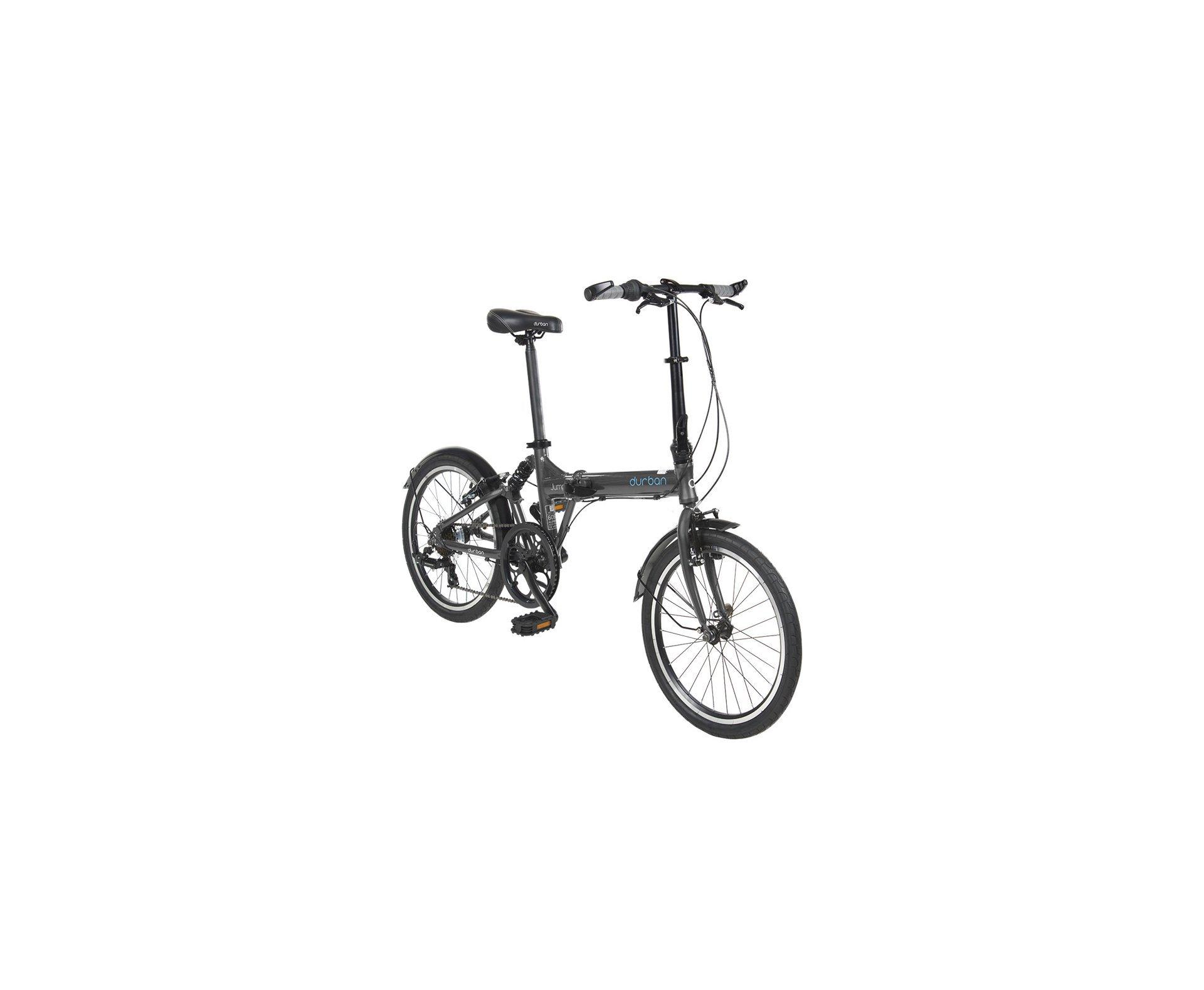 Bicicleta Durban Dobrável Jump - Nautika