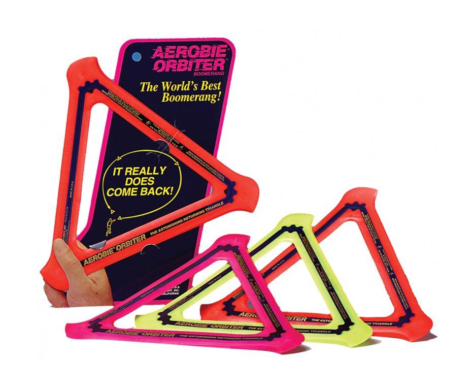 Bumerangue Orbiter Aerobie - Cores Variadas