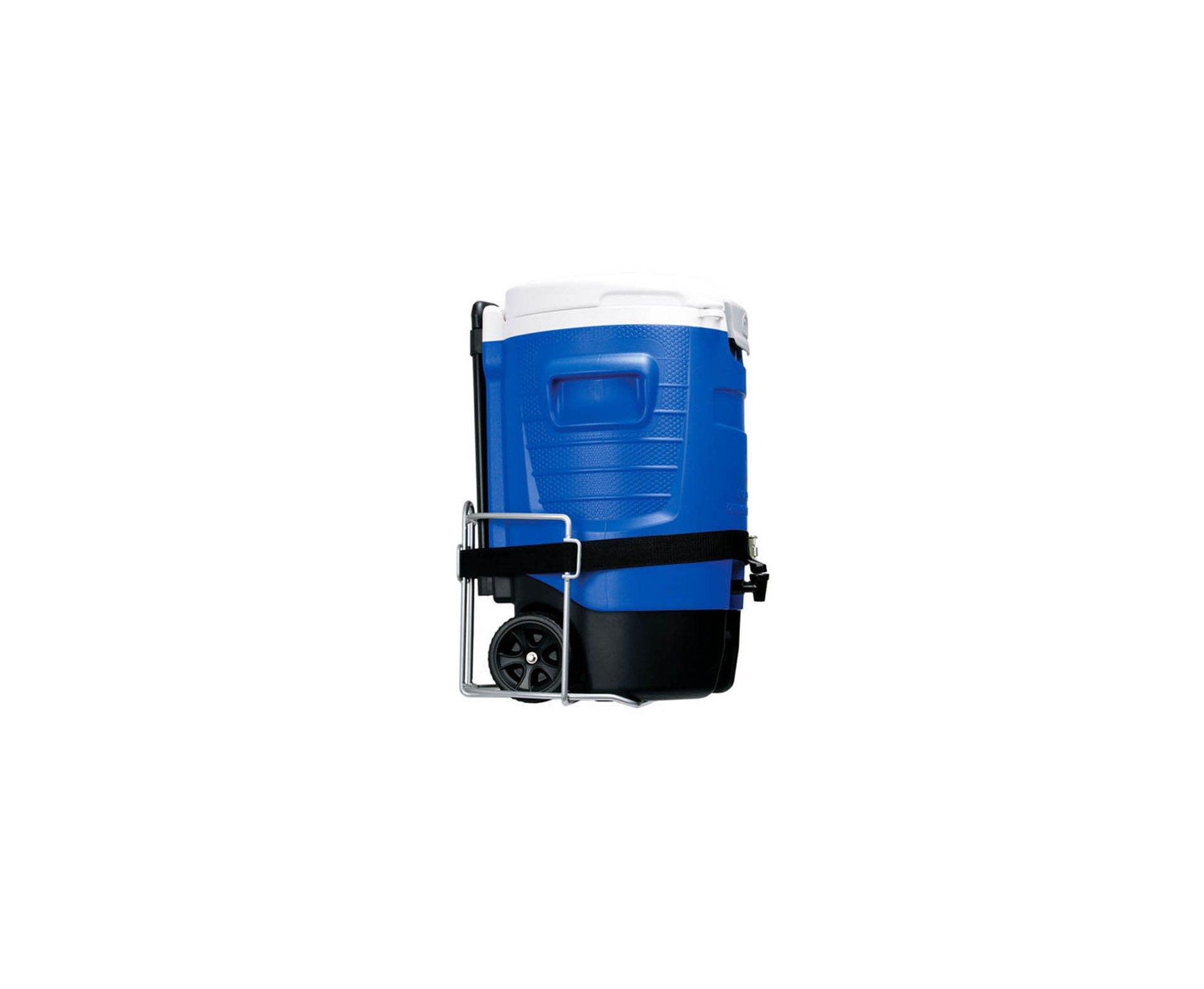 Cooler Sport 5 Gallon Roller Azul - Nautika
