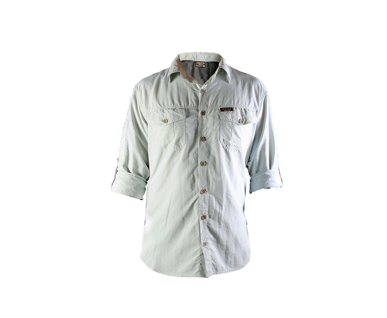 Camisa Safari Masculina Gelo - Hard
