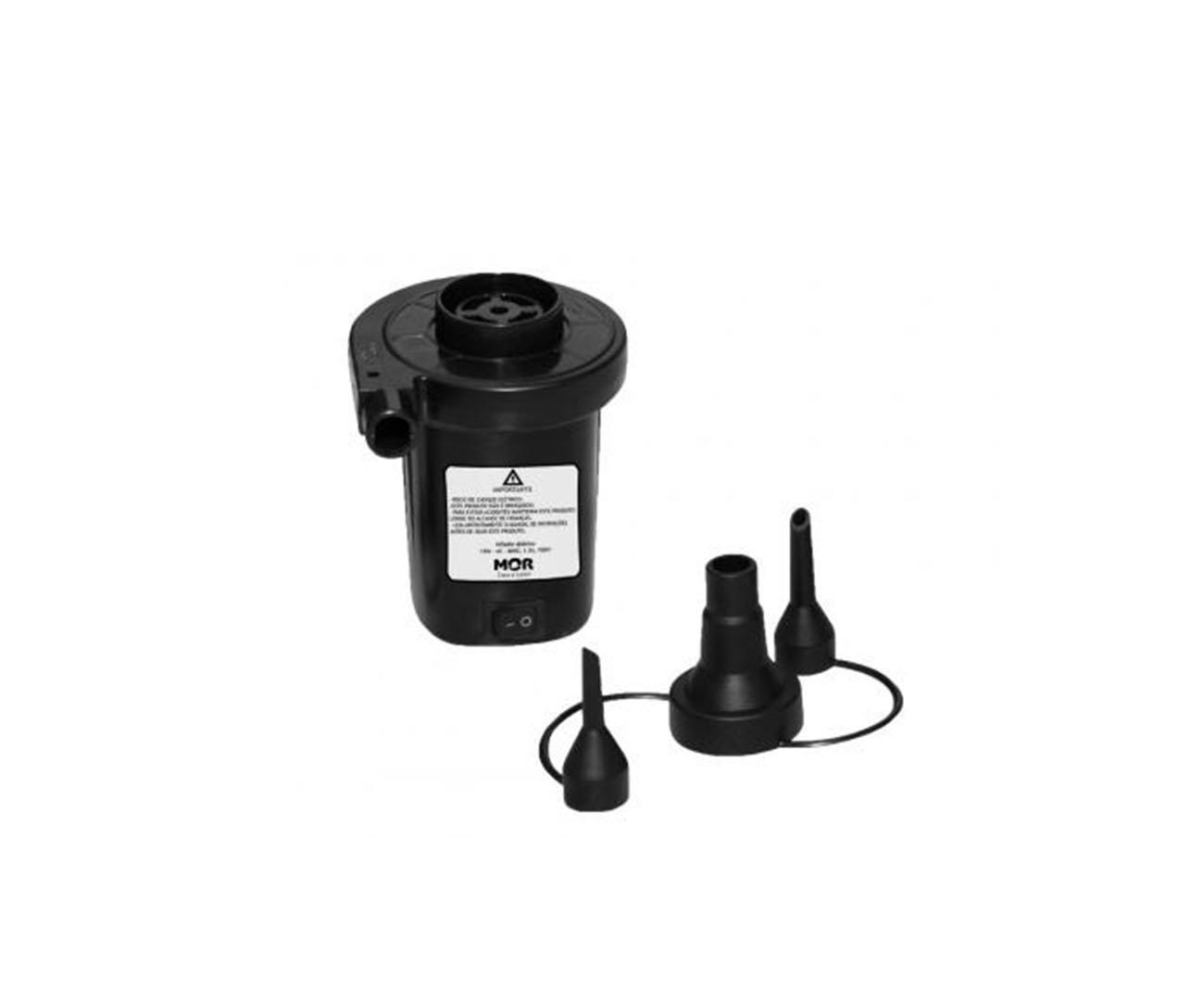 Inflador Eletrico 110v - Mor