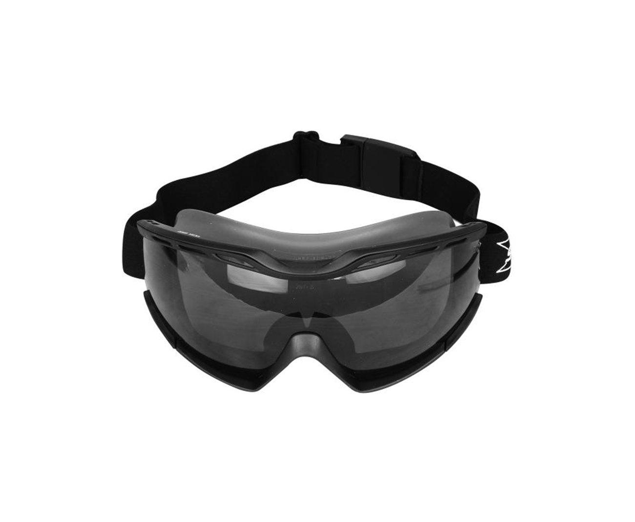 Máscara De Proteção G520 Srx Balistico Militar - Lente Fume - Stp Extreme