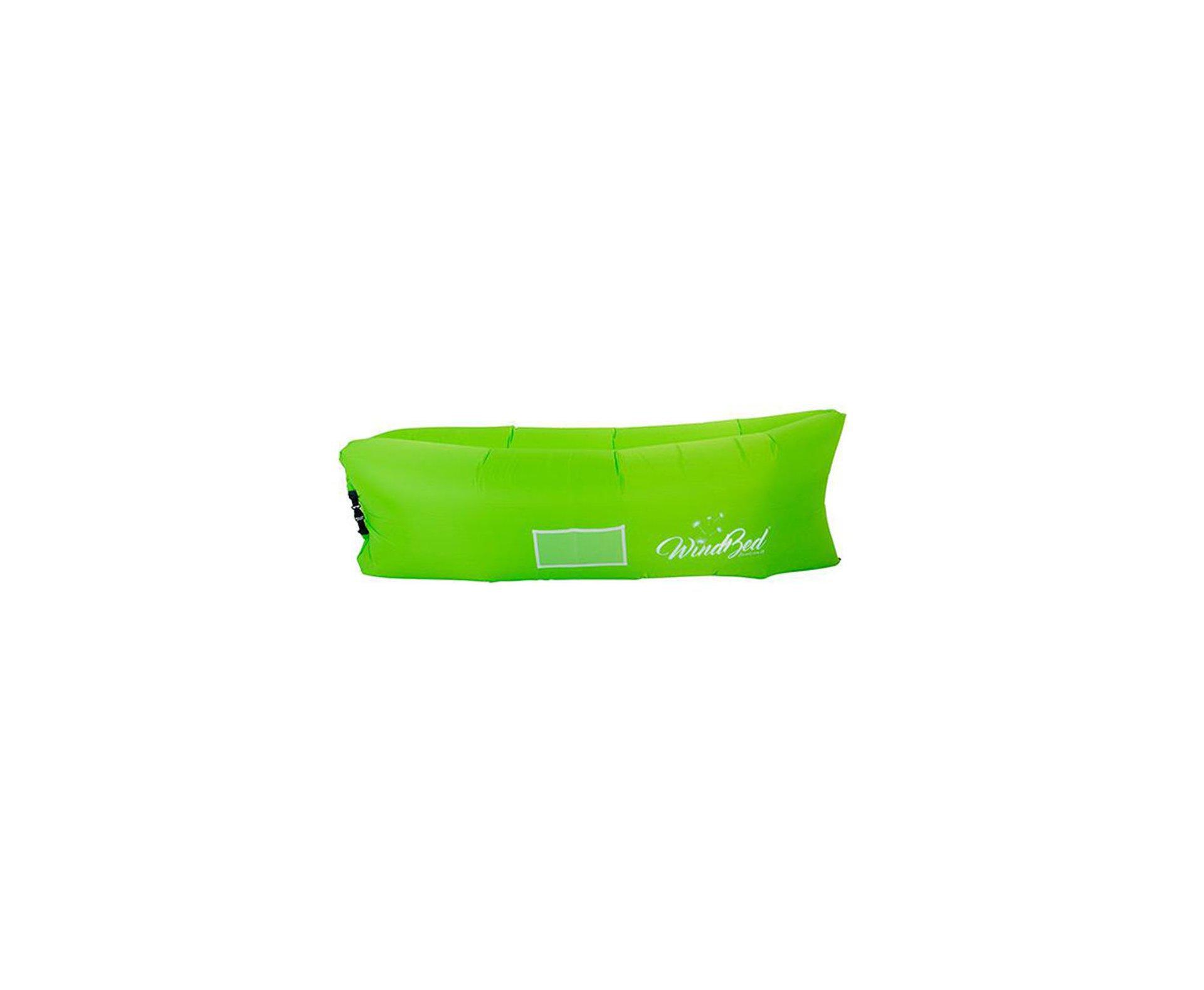 Windbed Sofá Inflável  Verde - Fixxar