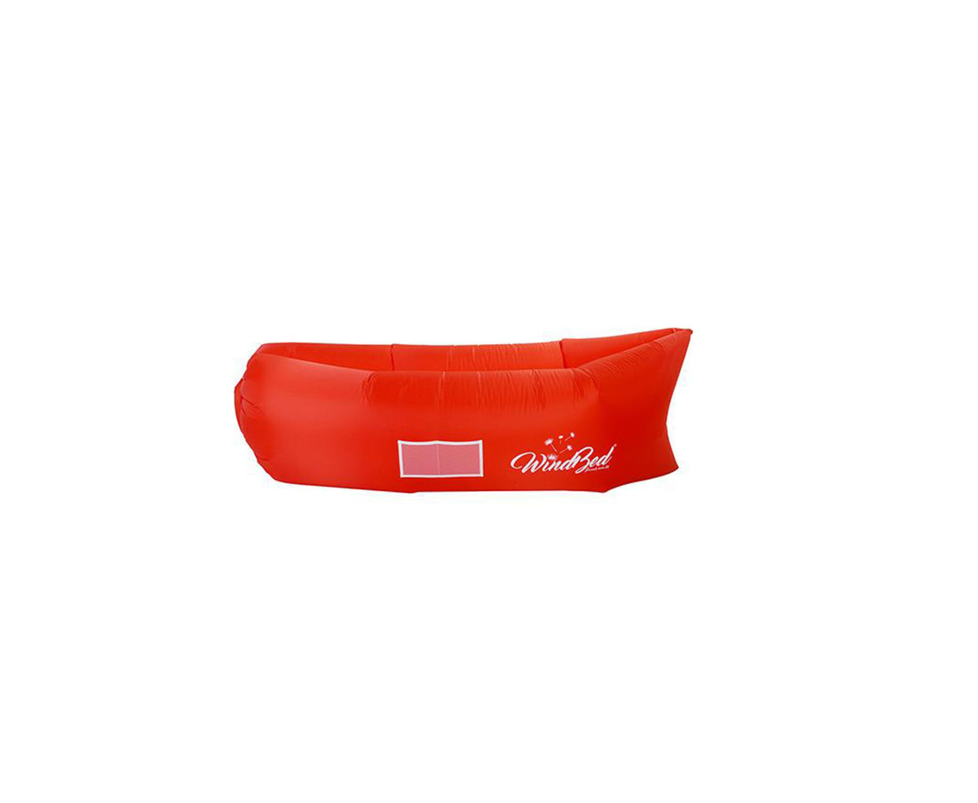 Windbed Sofá Inflável  Vermelho - Fixxar