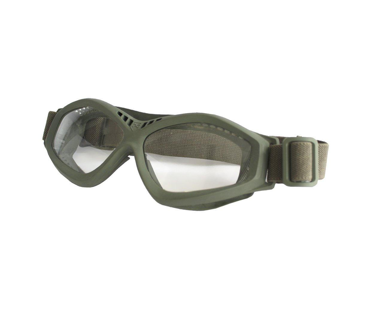 Mascara/oculos De Proteção Airsoft Extreme - Actionx