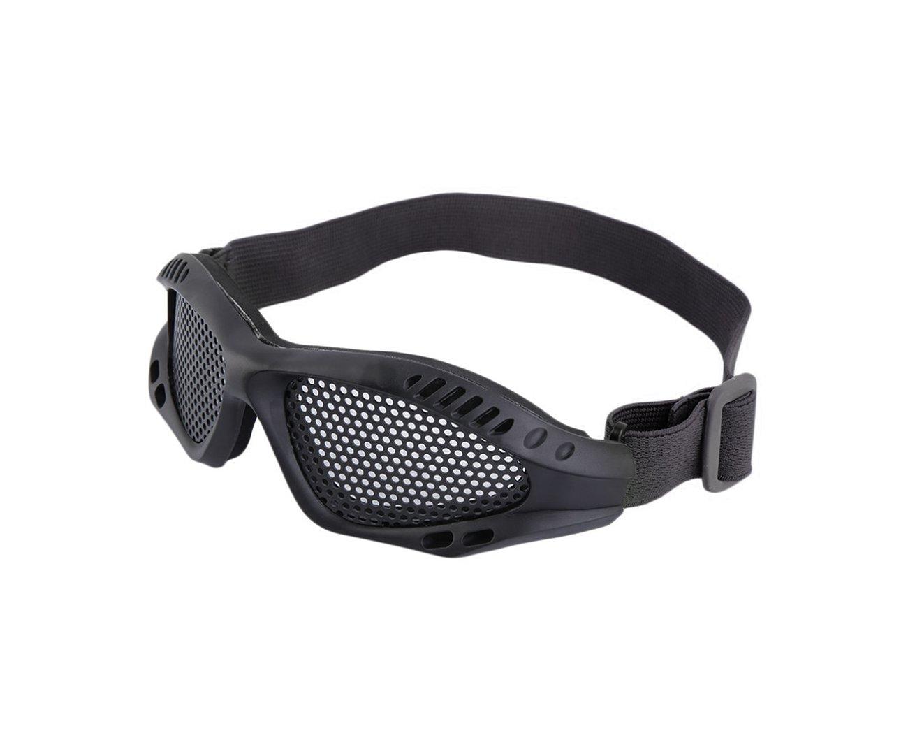 Oculos De Proteção Airsoft Com Tela - Actionx