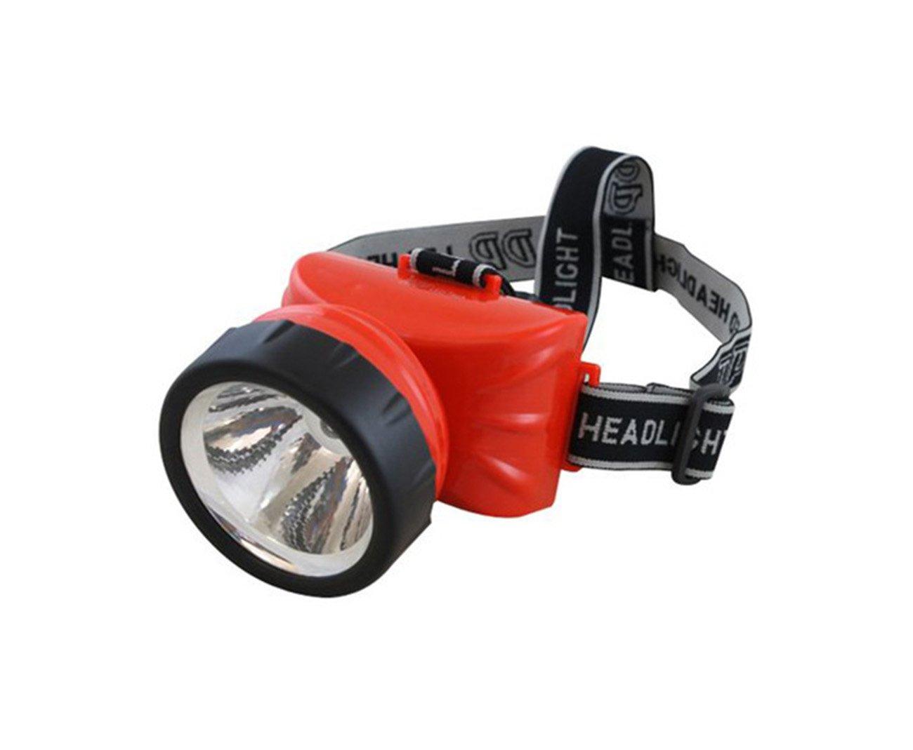 Lanterna Cabeça 722 A Recarregavel 1 Led- Albatroz