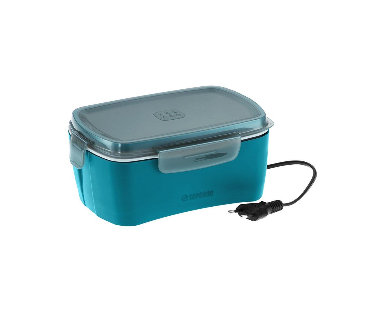Marmita Eletrica Tekcor 1,2l Bi-volt Azul - Soprano
