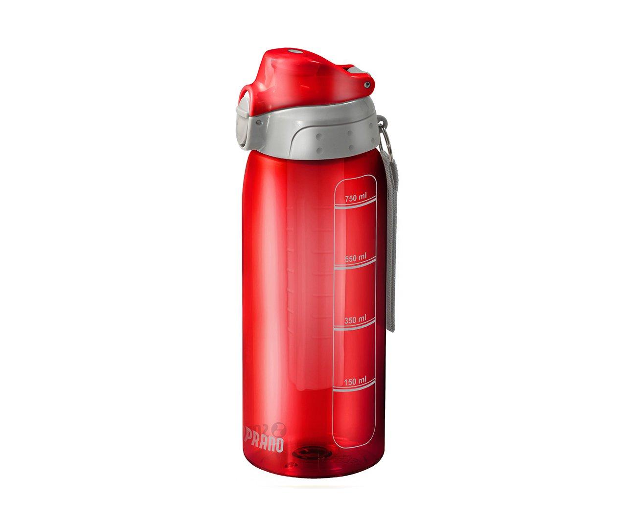 Squeeze 750ml C/ Tubo De Gelo Vermelho - Soprano