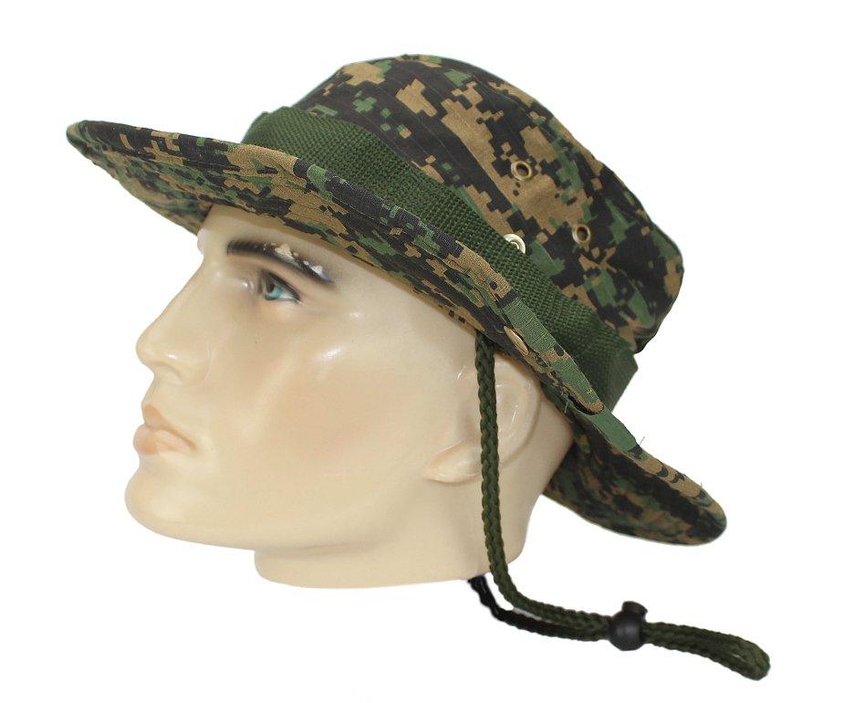 Chapeu Boonie Hat Marpat - Belica Militar