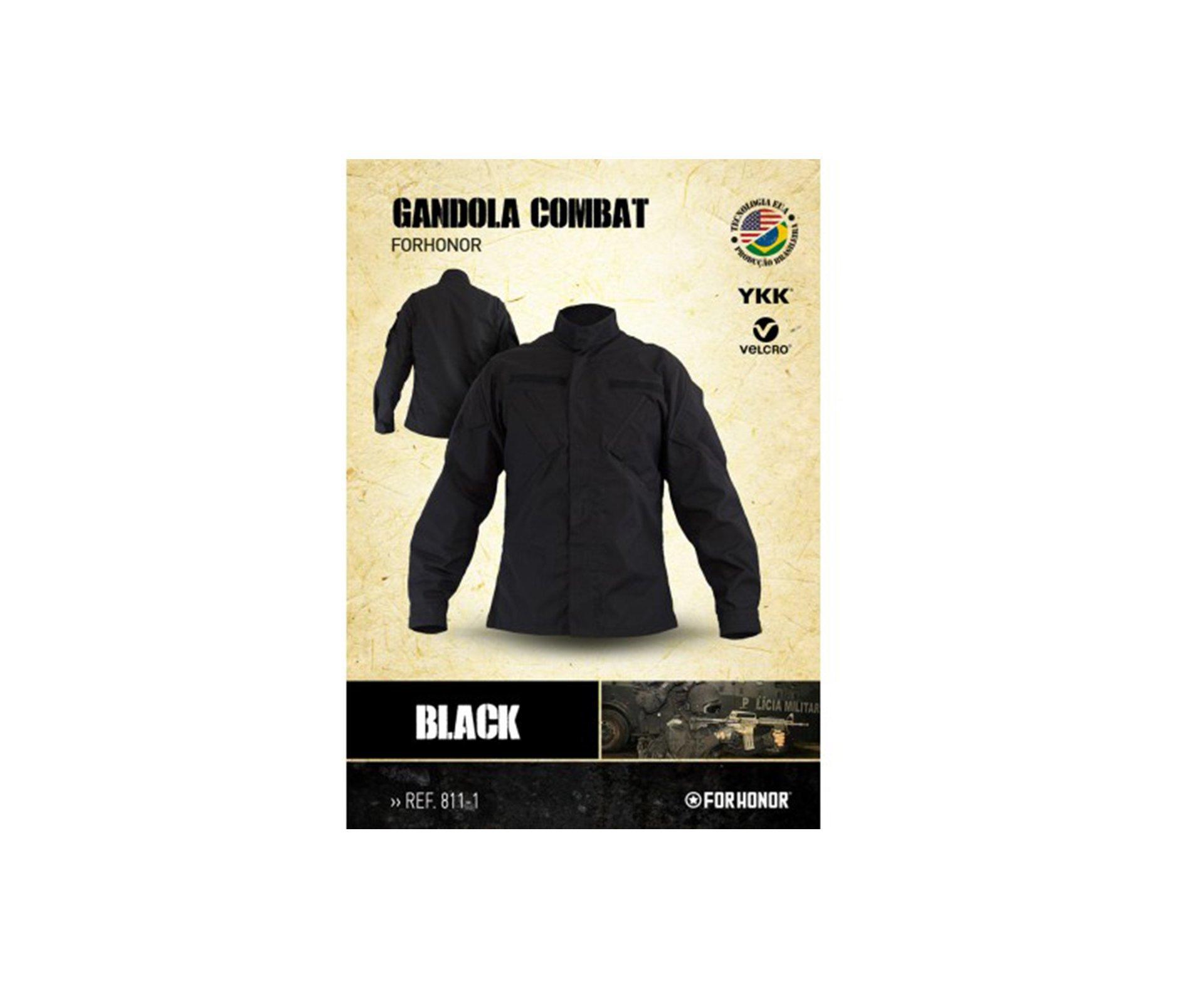 Gandola Tatica 811 Black - Forhonor - P