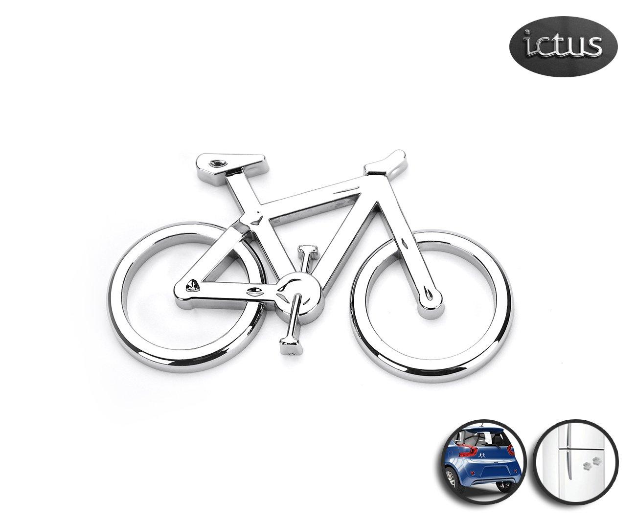 Emblema Bike - Ictus