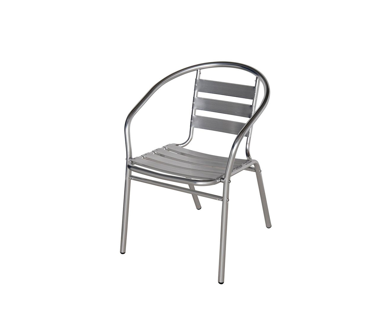 Cadeira De Jardim Em Alumínio - Mor