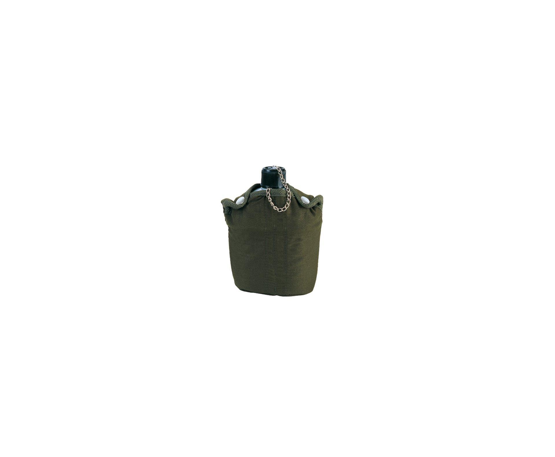Cantil Alumínio 0,9 Lts - Verde - Nautika