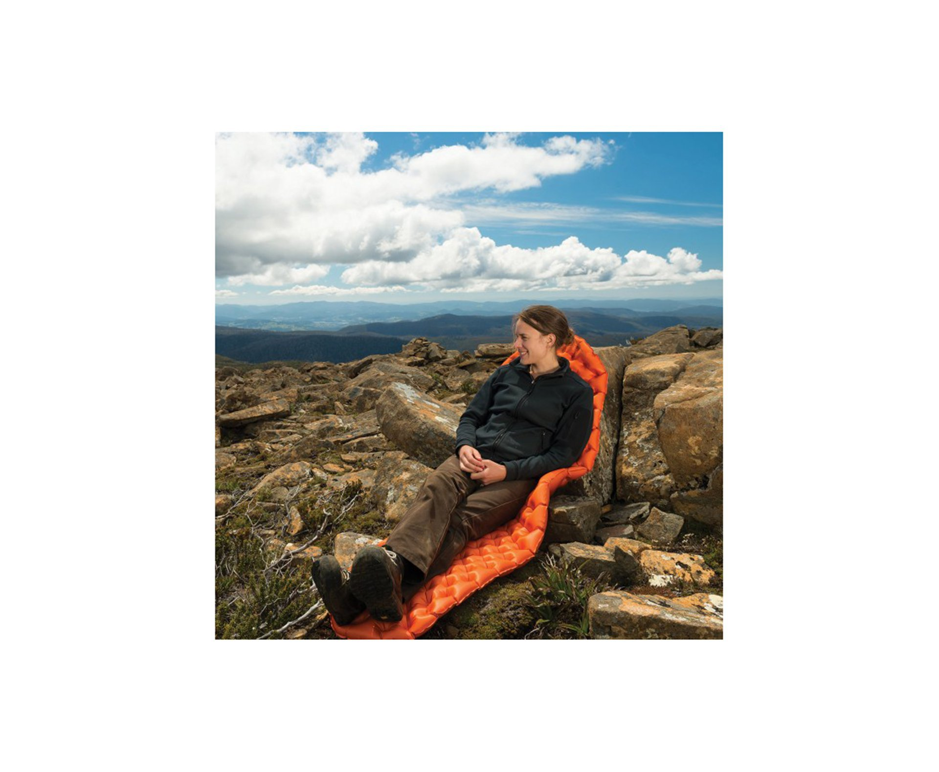 Isolante Termico Sea To Summit News Comfort Light Insulated 2019 Verde
