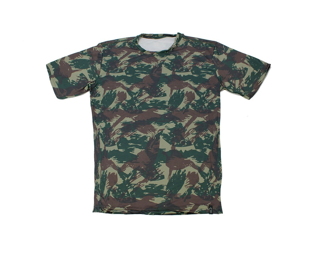 Camiseta Bravo Dry Camuflada Selva 2-cmf Eb