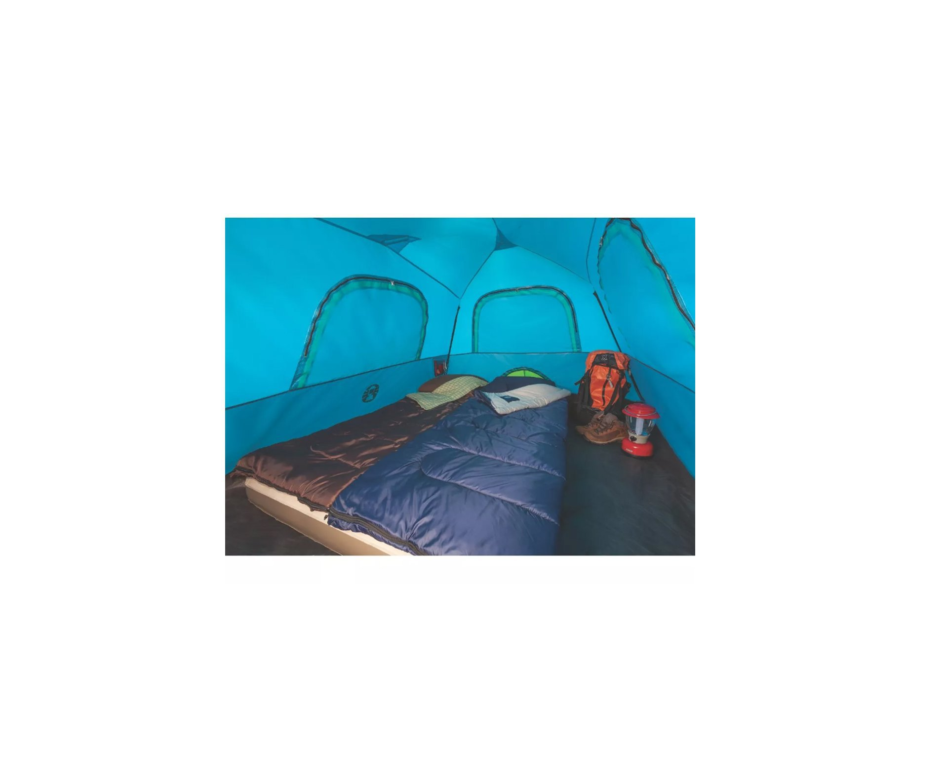Barraca 4p Signal Mountain Instant Tent 2000mm Coluna De água  - Coleman