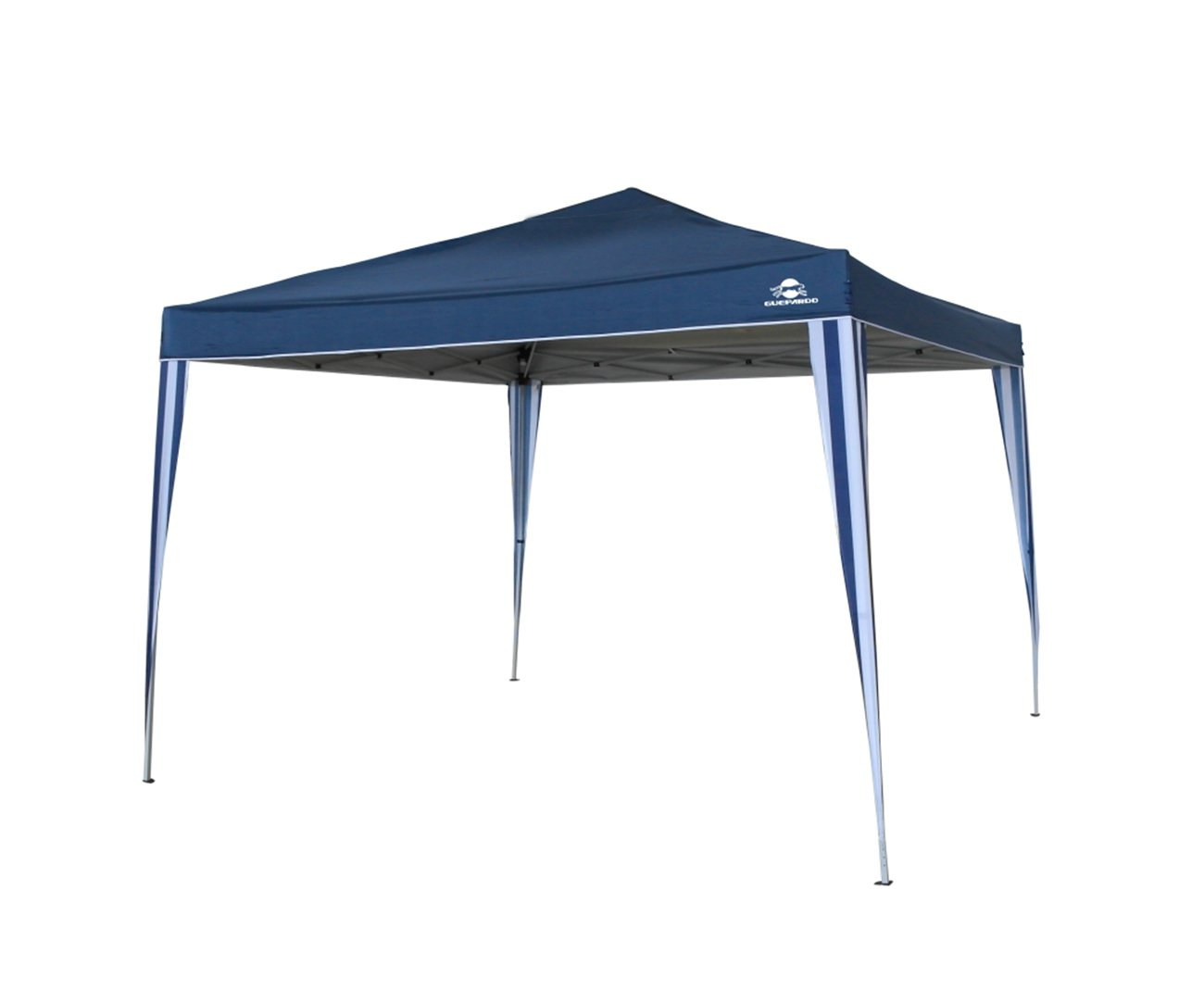 Tenda Gazebo Articulado Azul New Pratiko 3x3 Fps 60+ Guepardo