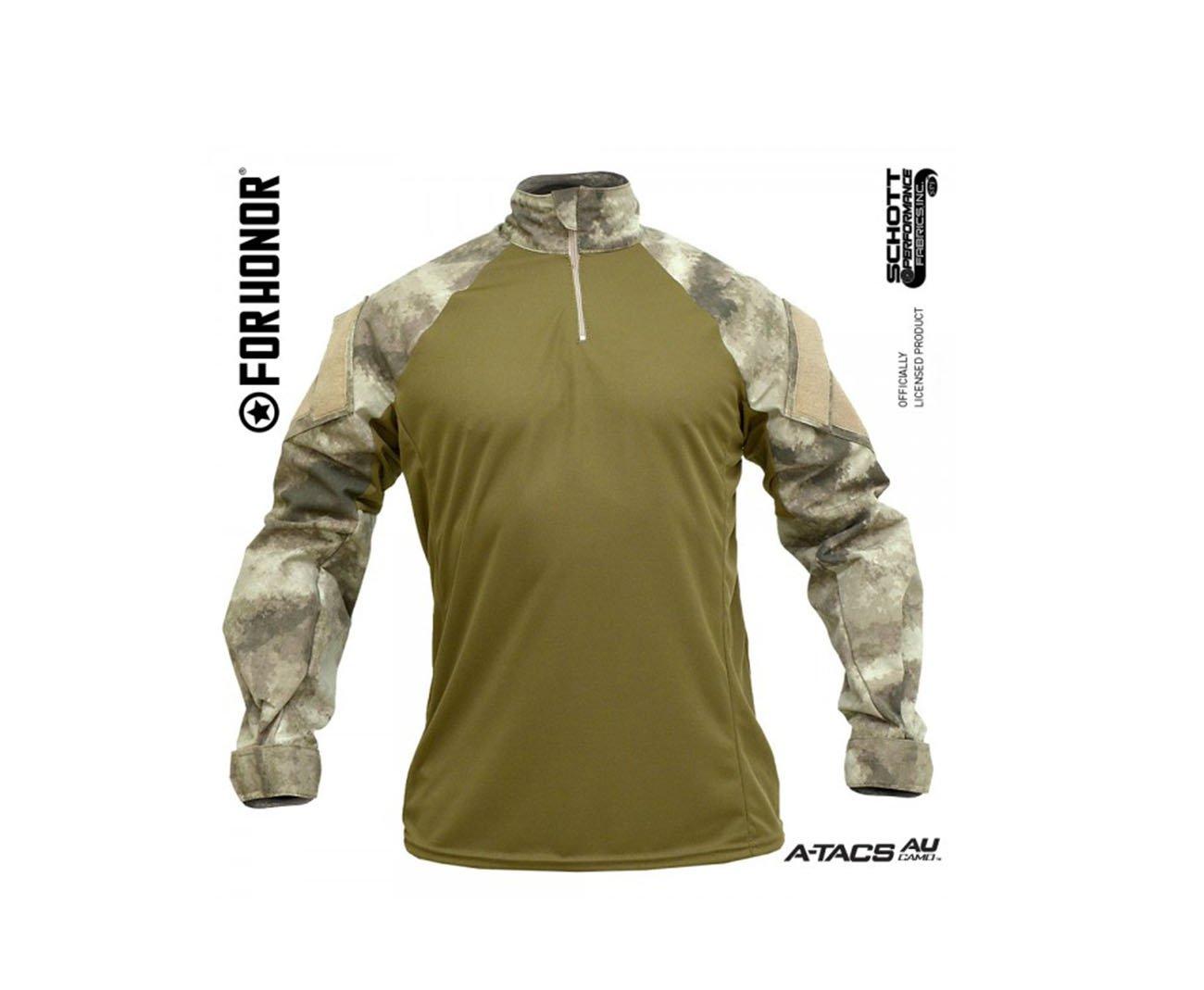 Camisa De Combate Forhonor 711 Camuflado Au (combat Shirt)