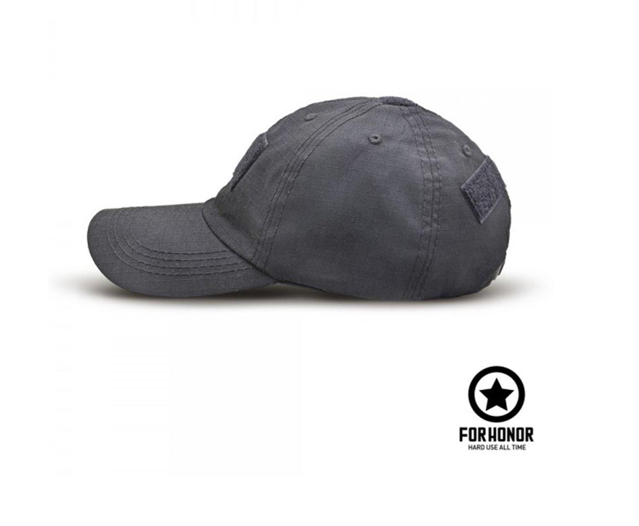 Boné Tatico Forhonor Black Com Regulagem